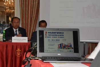 Partnerskou zemí veletrhu Holiday World bude Indonésie, země, která chce pořádat LOH 2032