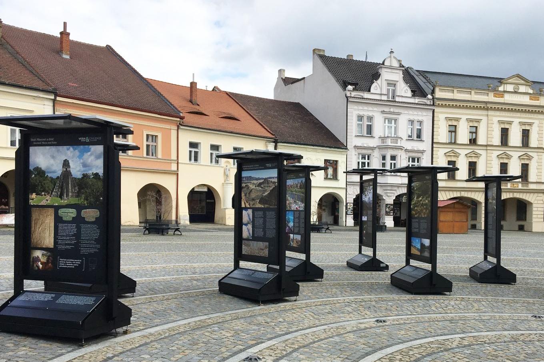 Celosvětový příběh vody doputoval do města na soutoku Labe s Vltavou